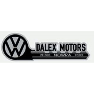 100137 - Dalex Motors Dealer Sticker