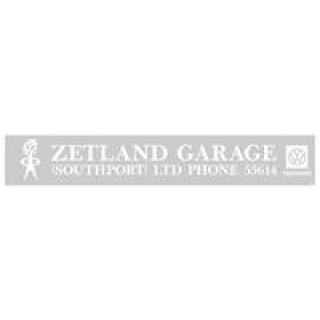 100241 - VW Zetland Dealer Sticker