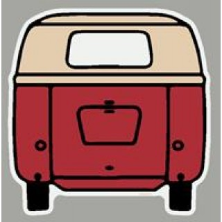 100282 - BUS REAR CAMP