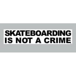 100344 - Skateboarding is not a Crime
